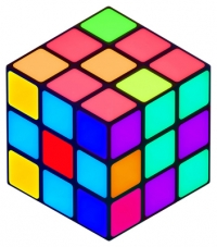 Magic Cube 3D rent