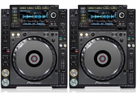 Aренда DJ CD/DVD/Media Players Pioneer CDJ-2000