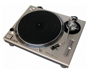 DJ Vinyl turntables rental