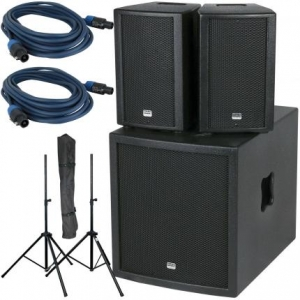 Sound equipment rental