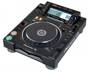 DJ CD players rental