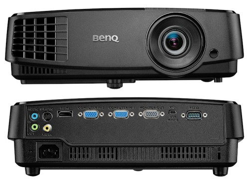 Aренда video projector Benq MS521P